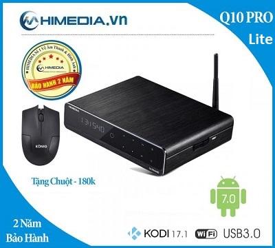 Himedia Q10 Pro Lite - Android Box Chính Hãng Himedia